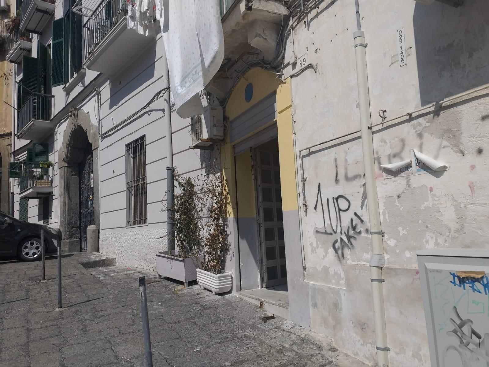 Napoli centro storico Montesanto